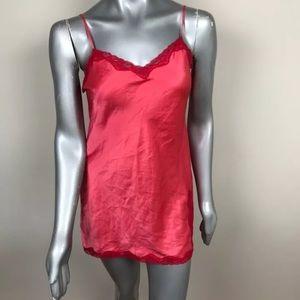 VS Chemise Lingerie Intimate Sleepwear Lace Sz M